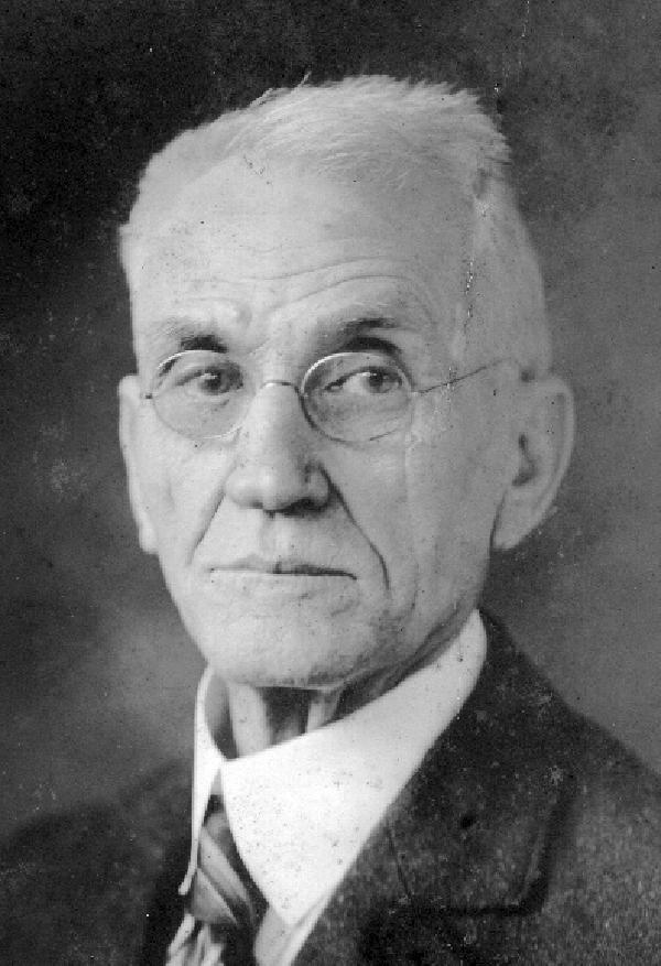 David Louis Osborne 1935