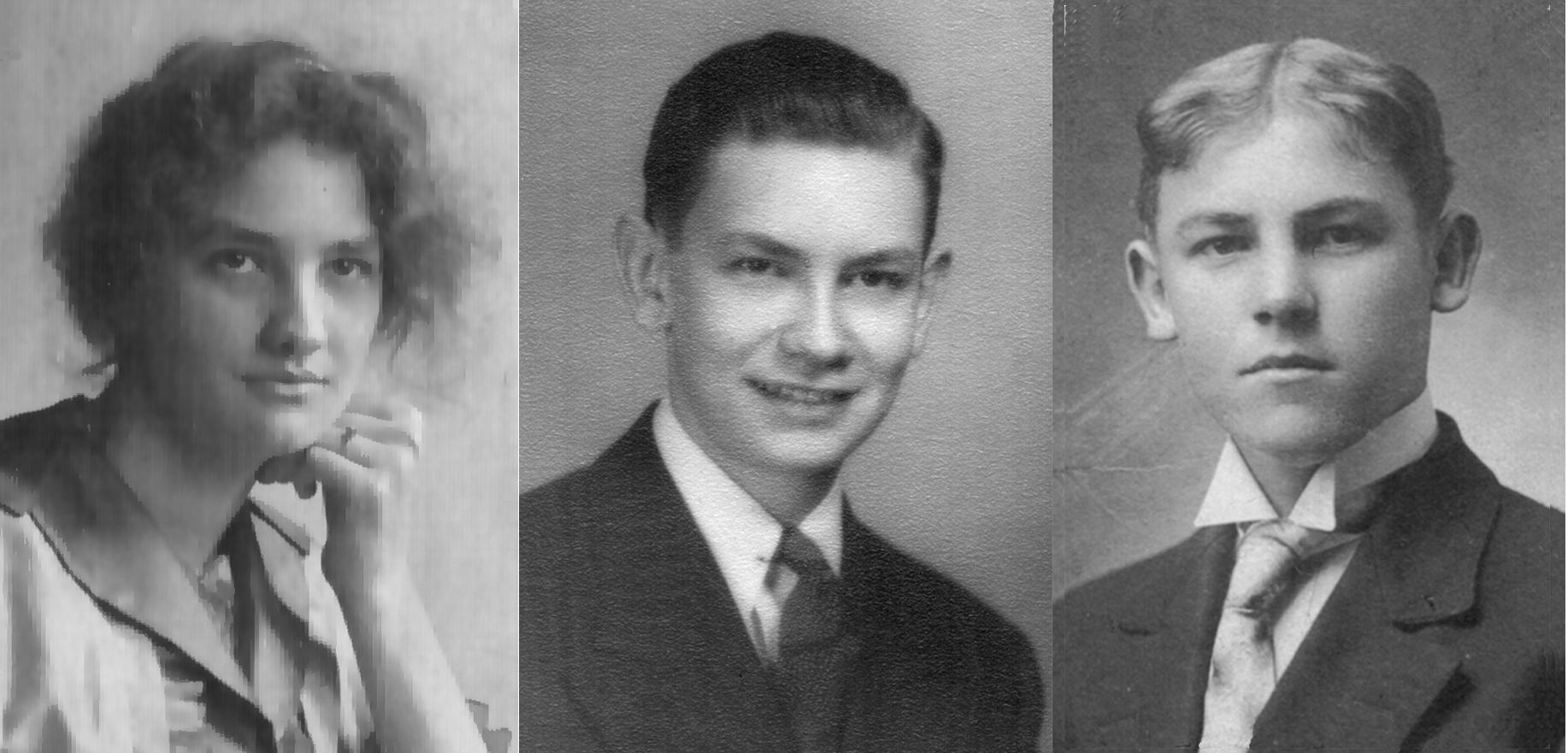 3 Senior Photos
