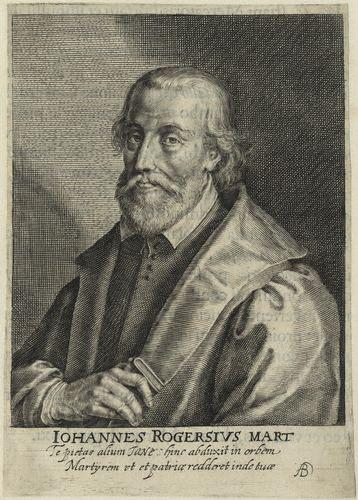 John Rogers 1507-1555