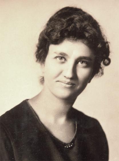 Sadie Osborne 1921