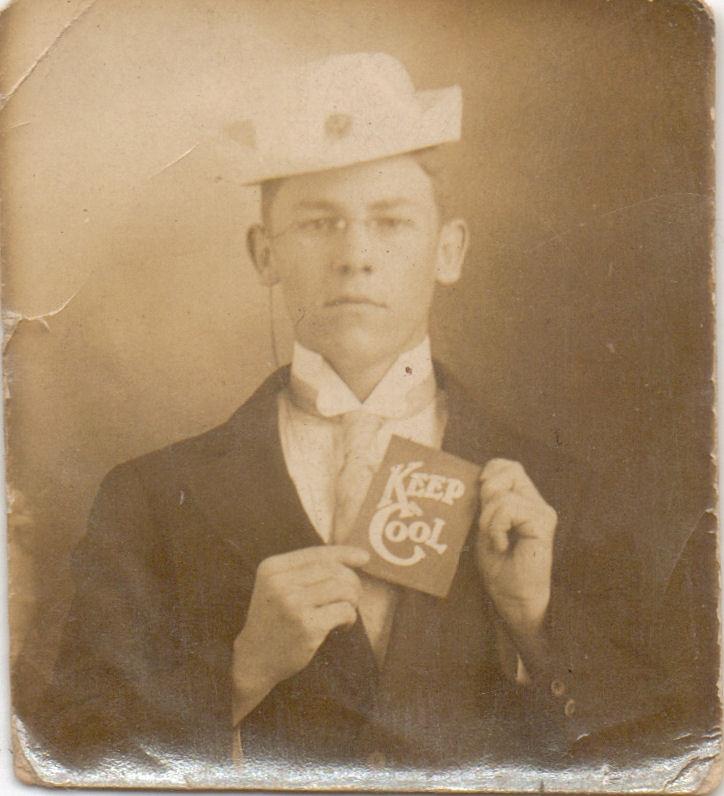 Earl LaFara, 1907