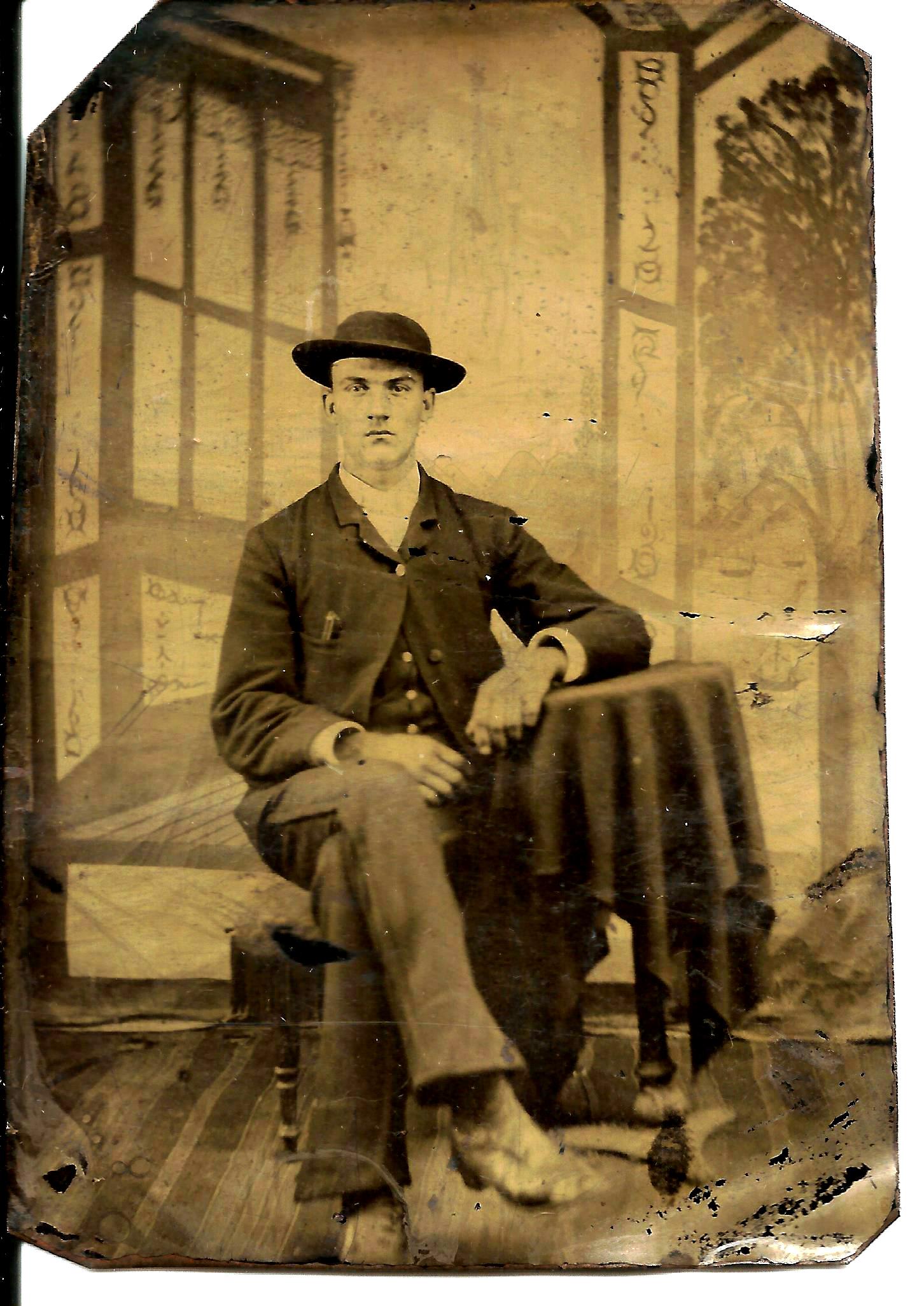 Homer King, 1885