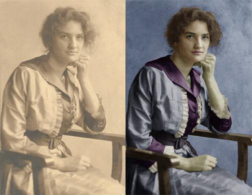 Pearl Osborne, 1914