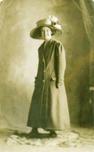 Roxie King, 1910