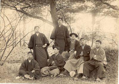 Students 1900