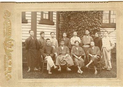 Students 1902