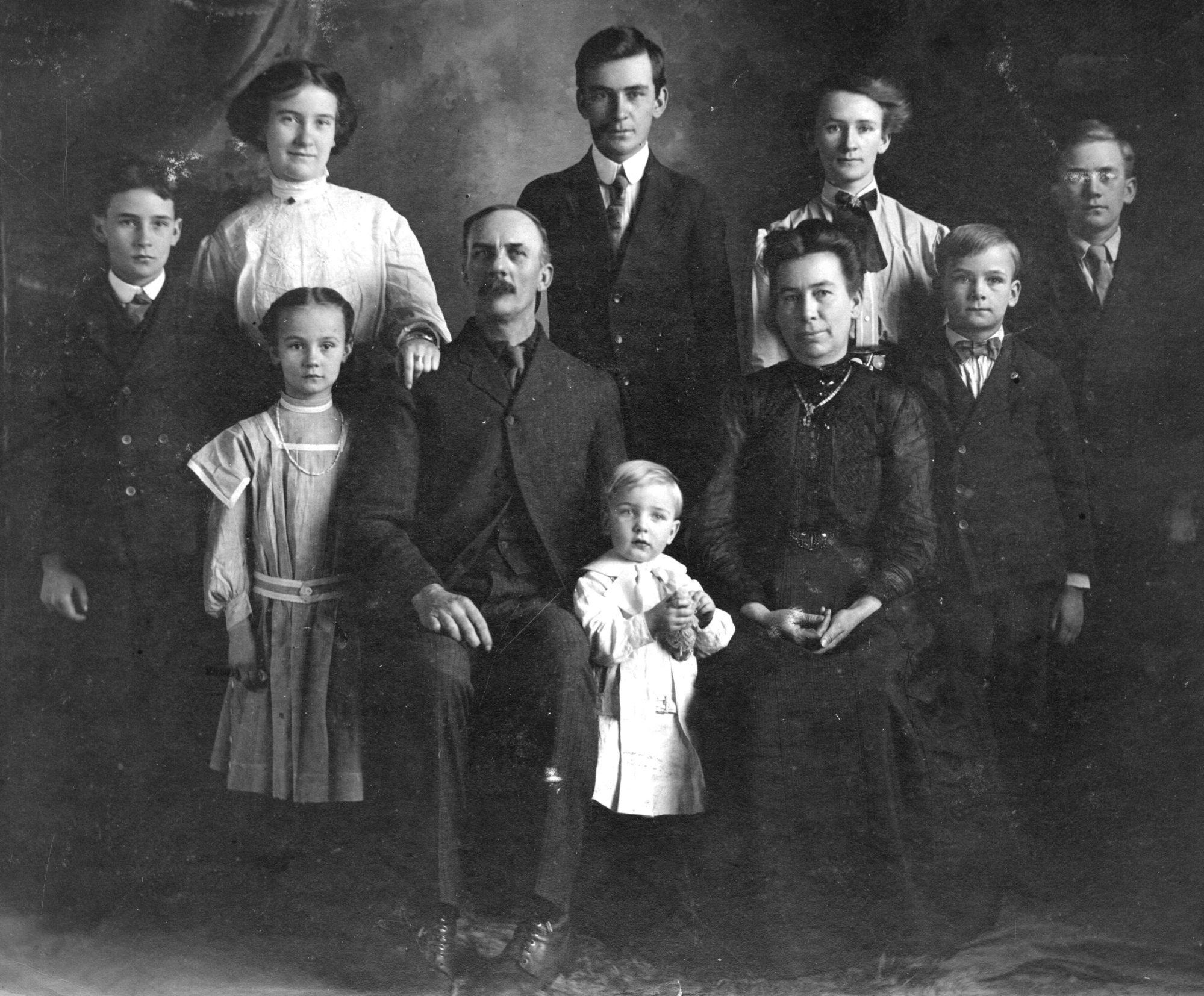 King Family 1910