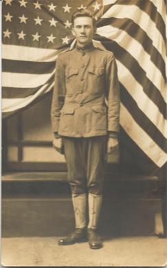 Oscar King 1918