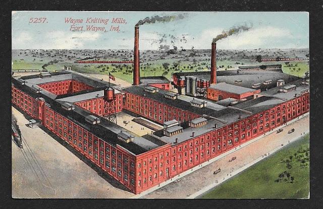 Wayne Knitting Mills