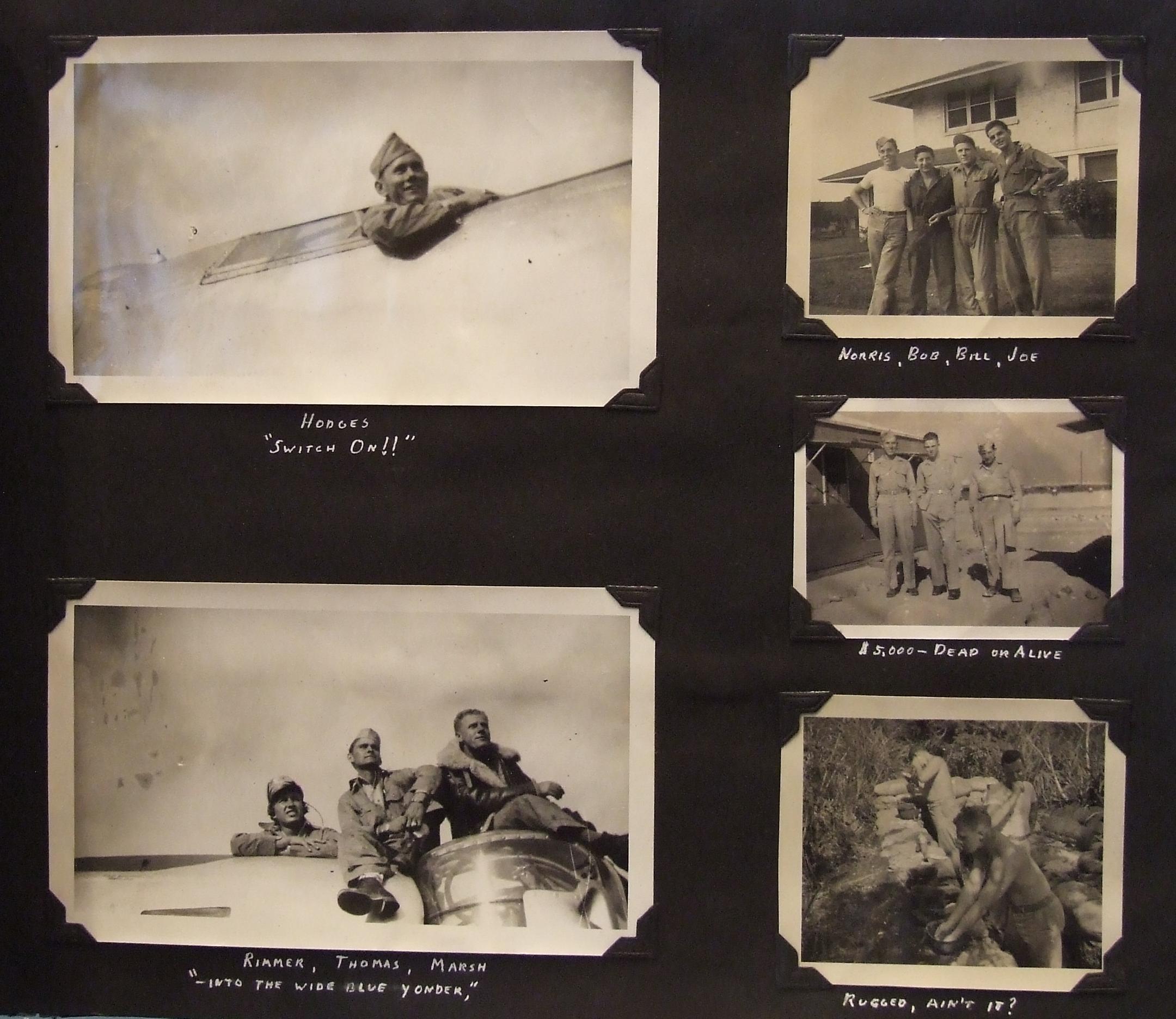 817th Crew Pics