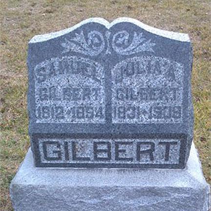 Samuel Gilbert