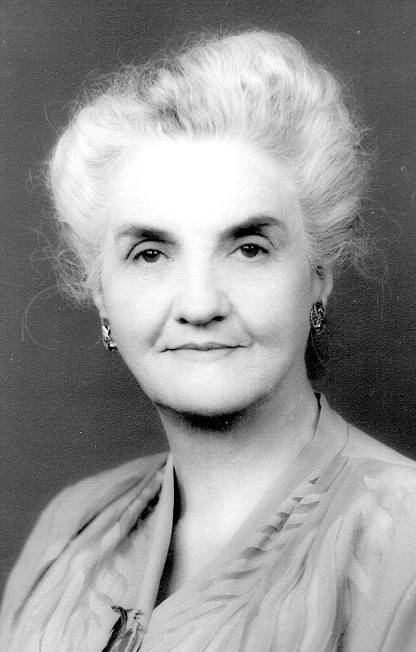 Pearl Osborne LaFara 1938