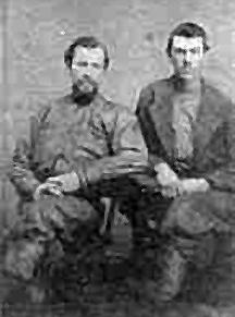 McCash Boys ca. 1860