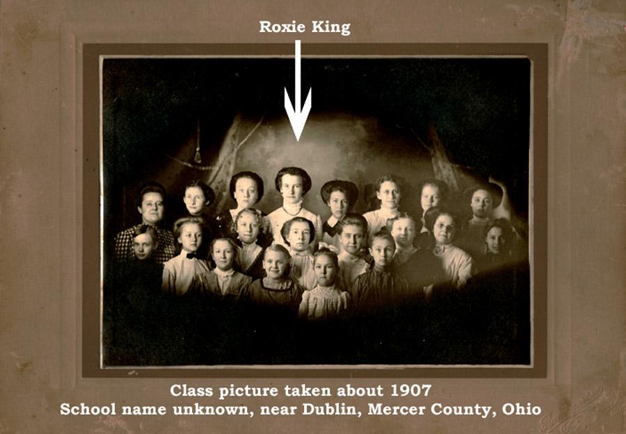1907 Dublin, OH German School