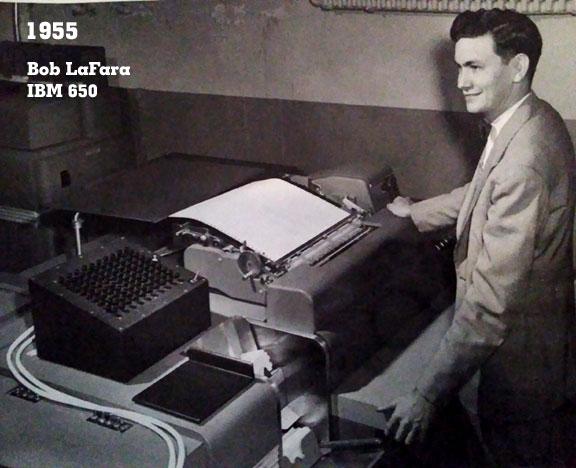 Bob ibm650 1955