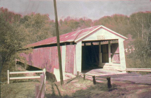 Montgomery Co, Deer's Mill Bridge
