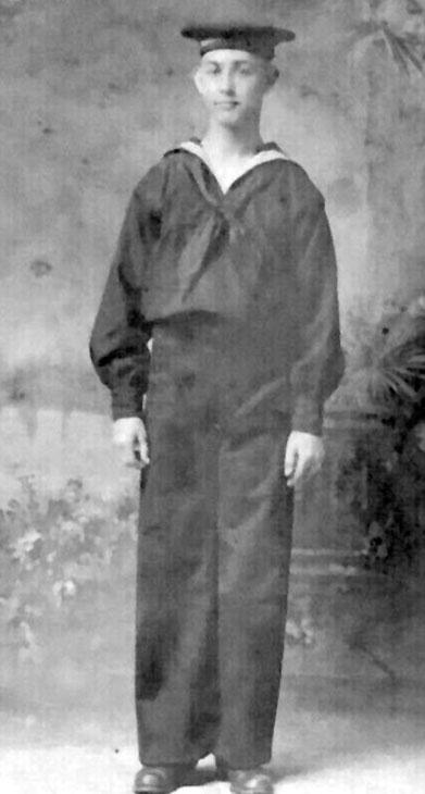1918 unknown Sailor