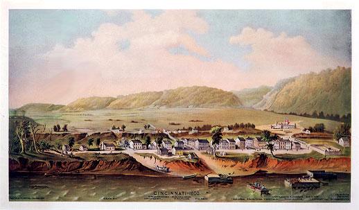 Cincinnati 1800