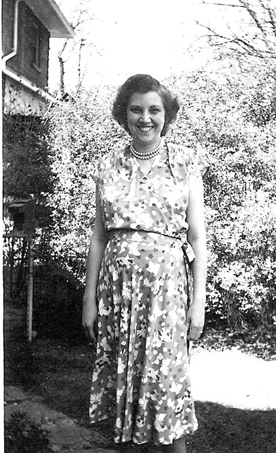 Lois LaFara Richardson 1948