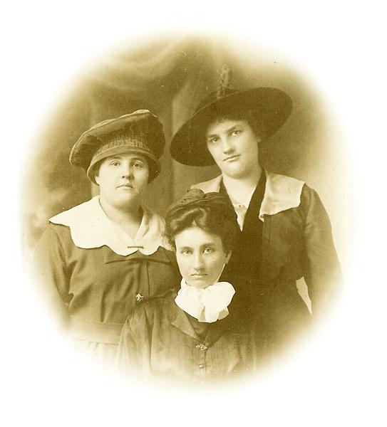 Osborne Girls 1912