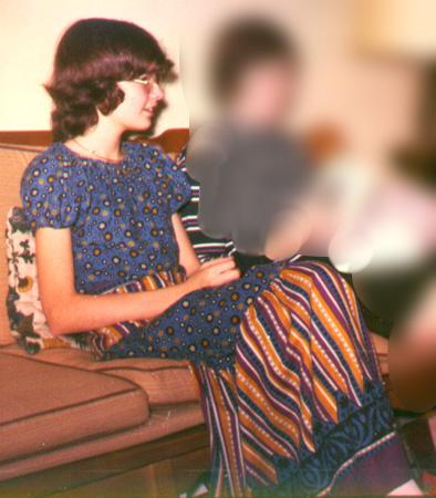 Barb LaFara 1971