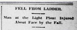 John LaFara 09 Aug 1911
