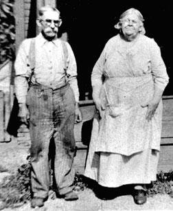 John & Minnie 1943