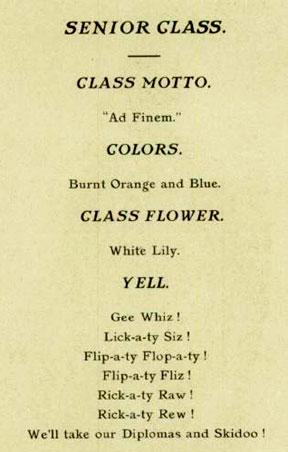 Tipton HS Class 1908
