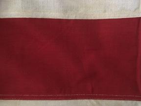 Stripe Seam Detail